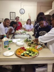 Cooking Class with Ashley Taylor