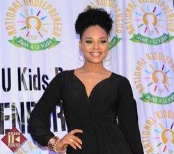 Demetria McKinney attend KiddiePreneur Recognition Event - iPlay America