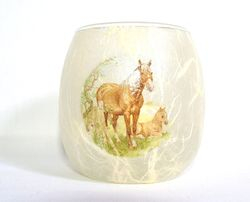 Horse 2 (only available in small tealight holder)