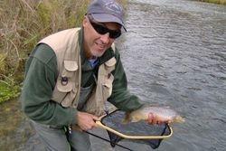 Owhyhee River, OR Brown