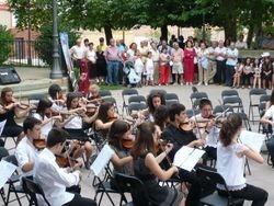 Orquesta Profesional en concierto 3