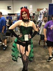 Boudoir Poison Ivy
