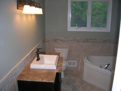 Master Bathroom Reno 1