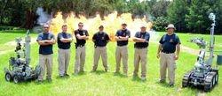 MCSO Bomb Squad
