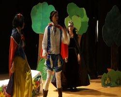 Biancaneve e Principe Azzurro e Grimilde