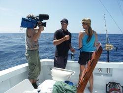 Filming Hawaii