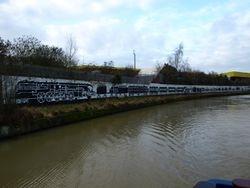 Wolverton train!
