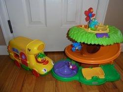 Playskool Weebles  WeeGoAway Camper - $20