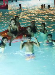 CK Dance Teen Team at Countdown Nationals Movie Night and Pool Party