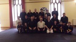 Granite City Ju-Jitsu - Weapons Seminar - AberdeenMarch 2012