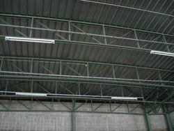 Opsplitsen van 2000m² magazijn in units