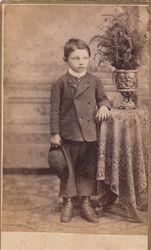 Rudolph Tresselt, Chicago, IL (1880)