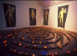 """Labyrinth and Virtues"", Australia 1998"