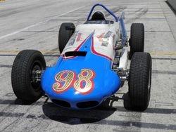 Bob Dicks - Willard Battery Watson Alfa replica