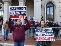Gun Control-Virginia Gun Rally 34 01-20-20