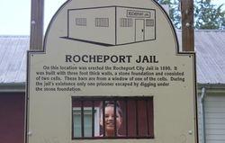 Kierra Small in Rocheport Jail