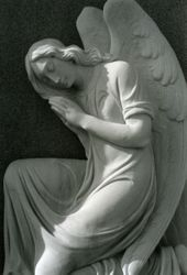 Inspiration for Angel in Blew