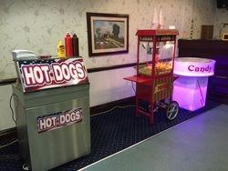 Hot Dog Vending Cart Hire