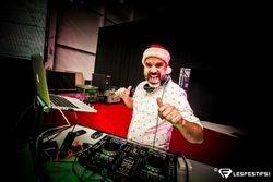 DJ/VJ François Noël 2017