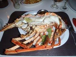 Lobster dinner!