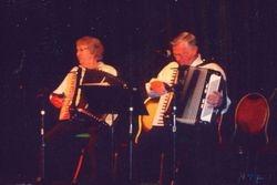 Muriel Brandt & Roy Sayler
