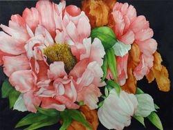 Floral- 1st  Place, Pat Barr
