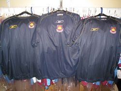 2003 away shirt samples from Reebok