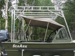 Oversized Cargo Rack