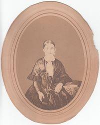 Gussie Gamble of Philadelphia, PA