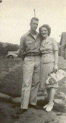 Jacob Andrew and Margaret Irene Grove