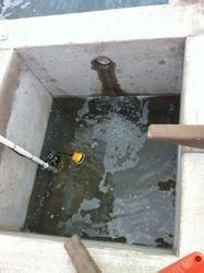 Submersible Pump Pit