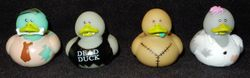 Zombie ducks