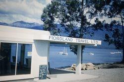 Te anau lakeside 1955