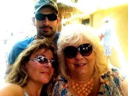 Branden, Thalia, and Sherry