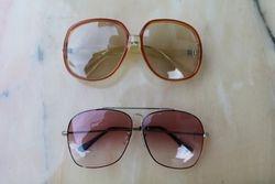 Vintage akiniai. Kaina po 8 Eur.