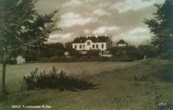 Turisthotellet Kullen (Semesterhemmet) 1950