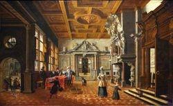van Bassen, Return of the Prodigal Son, c. 1620, Detroit