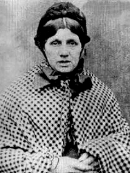 Mary Ann Cotton. Executed 1873.