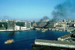 183 Circular Quay Sydney 1957
