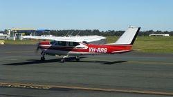 Cessna 177RG VH-RRG