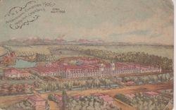 International Exhibition Hagley Park 1906