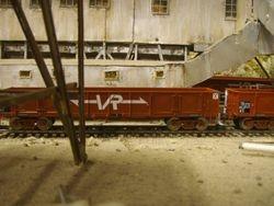 VR ELX wagons at Maddingly coal sidings