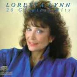 Loretta 20 Greatest Hits MAY 8TH  1987
