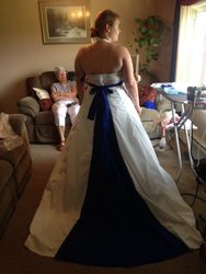 Custom Made Wedding Gown #2-2