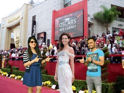 Red Carpet, Awards, Celebrities, Green Screen Photo Booth