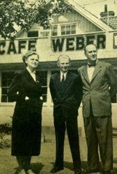 Grand Cafe Weber 1956