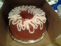 7 up pound cake with icing