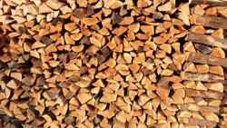 Seasoned Firewood - Stored Indoors - Ozaukee Firewood