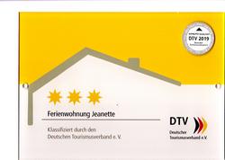 DTV Sterne Certifikat