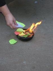Burnt Offerings of Gratitude